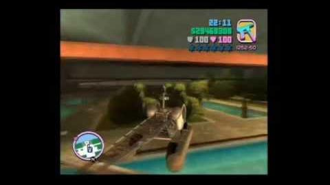 GTA Vice City Glitches & Bugs