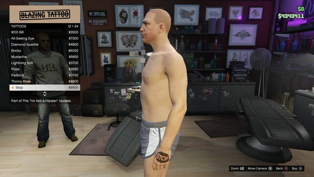 File:Tattoo GTAV Online Male Left Arrm Stop.jpg