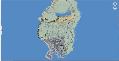 GTAO-VerifiedRace-TheFlyby-Map