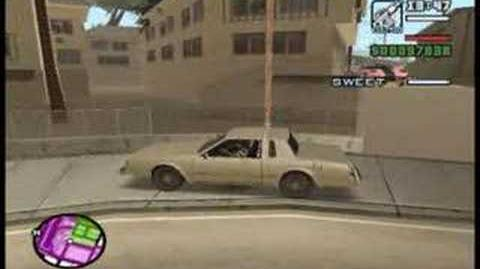 GTA San Andreas 99 Grove 4 Life (PC)