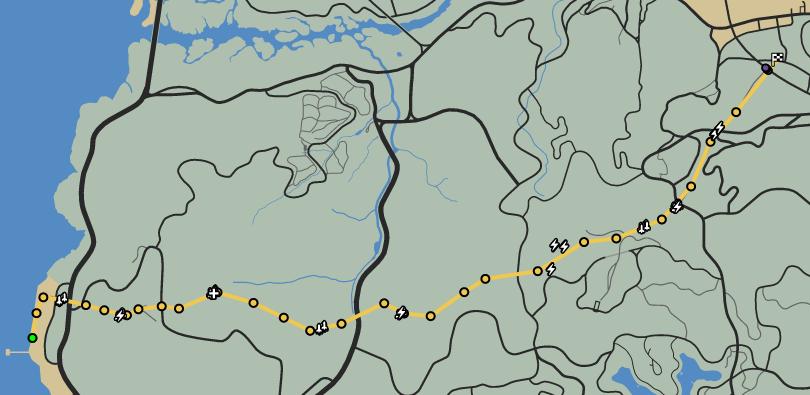 Dubsta Warz GTAO Verified Map