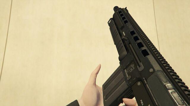 File:Assault Shotgun GTAVe FPS Reload.jpg