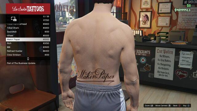 File:Tattoo GTAV Online Male Torso Makin' Paper.jpg