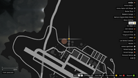 Vehicle Export Private GTAO Zancudo Treatment Works Map
