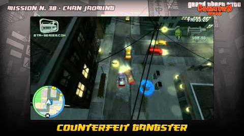 GTA Chinatown Wars - Walkthrough - Mission 38 - Counterfeit Gangster