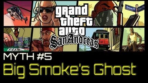GTA San Andreas Myths & Legends - Big Smoke's Ghost HD