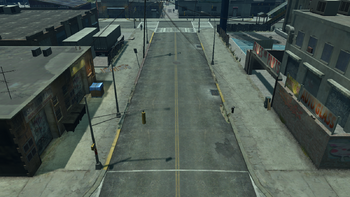 Spin Street-GTAIV-Above