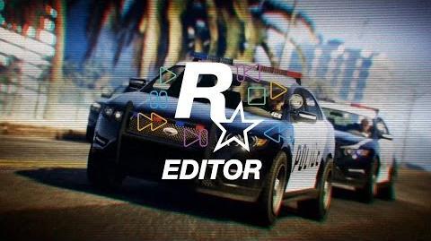 Grand Theft Auto V - Introducing the Rockstar Editor