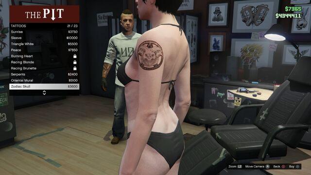 File:Tattoo GTAV-Online Female Left Arm Zodiac Skull.jpg