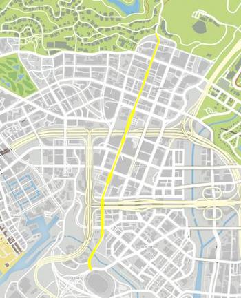 Gta 3 Map Neighborhoods | Olivero