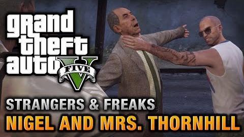 GTA 5 - Nigel and Mrs. Thornhill 100% Gold Medal Walkthrough