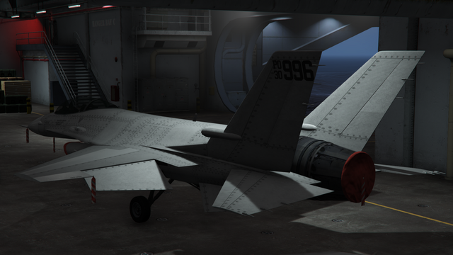 File:P996LAZERUnarmed-GTAO-rear.png