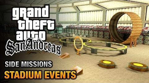 GTA San Andreas - Stadium Events