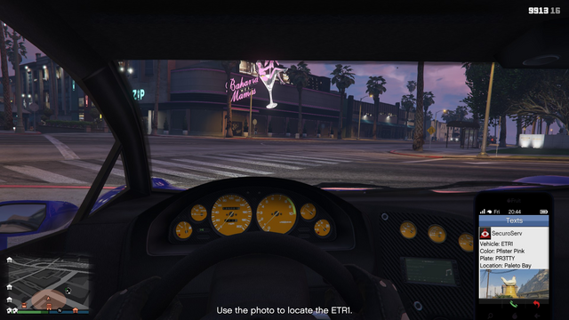 File:Vehicle Import Detective GTAO Cluckin Bell Farm Photo.png