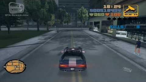 GTA 3 - Walkthrough - Mission 40 - Smack Down (HD)