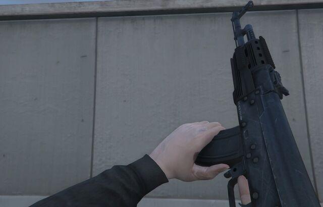 File:Assault Rifle GTAVe FPS Reload.jpg