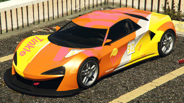 File:ItaliGTBCustom-TinkleLivery-GTAO-front.png