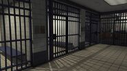 Mission Row Police Station-Prison Cells Interior-GTAO