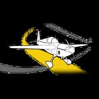 GTA V Flight School Obstacle course