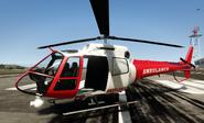 Air Ambulance GTA V PC Front