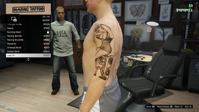 File:Tattoo GTAV Online Male Left Arrm Lady M.jpg