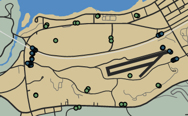 GTAO-Battle of Senora Map