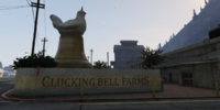 Clucking Bell Farms