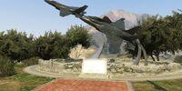 Fort Zancudo Sculptures