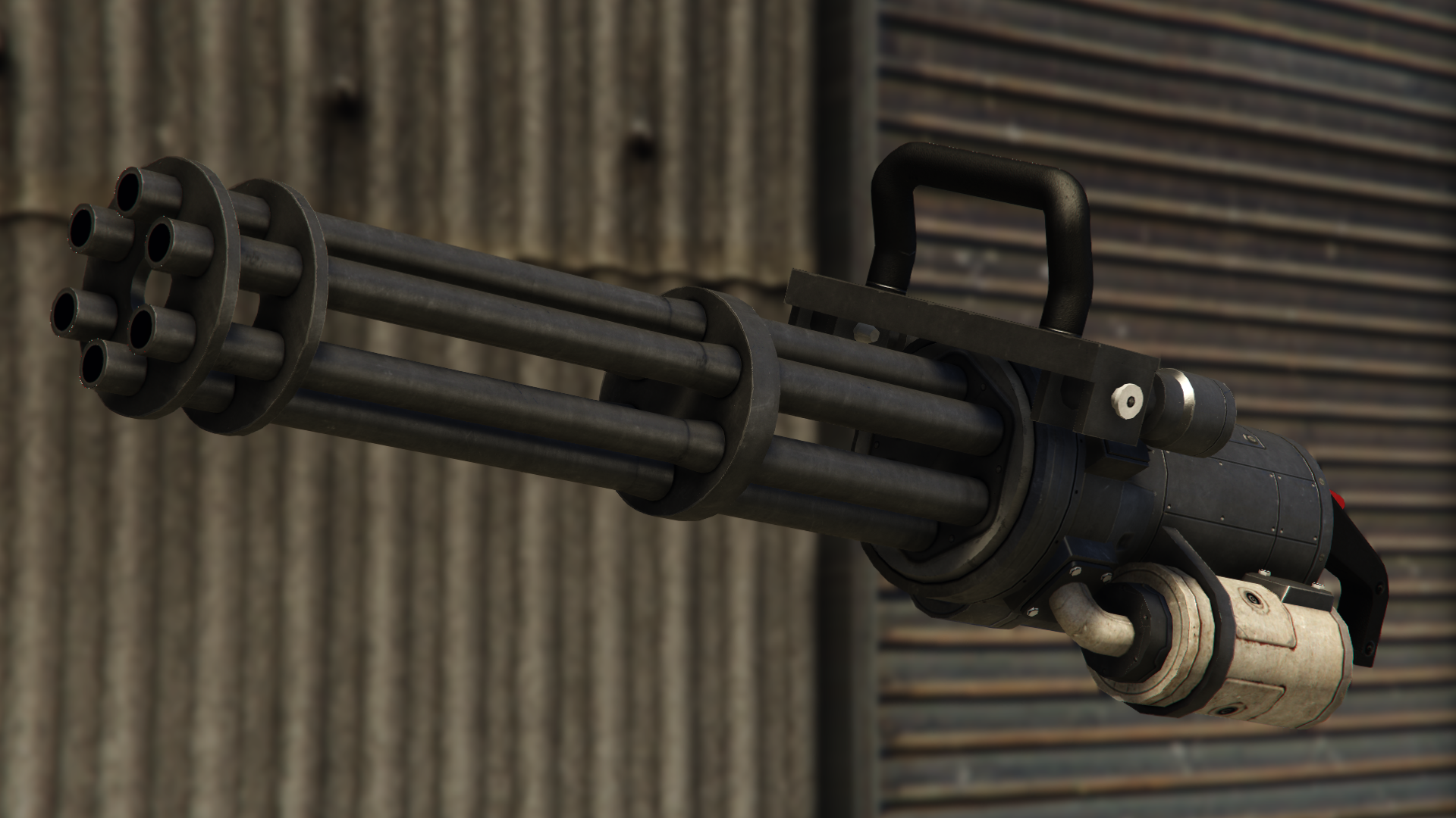 Minigun | GTA Wiki | FANDOM powered by Wikia