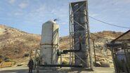 Harmony Fuel Depot GTAV Storage