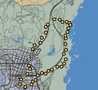 File:GTAO-Pylon Slalom Race Map.png
