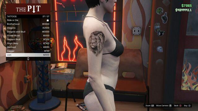 File:Tattoo GTAV-Online Female Right Arm Lion.jpg