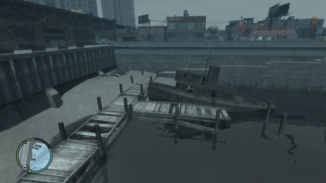 File:Wreck Fishing Boat GTAIV From the air.png