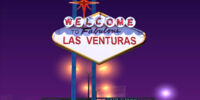 Las Venturas Welcome Sign