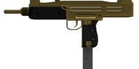 Gold SMG