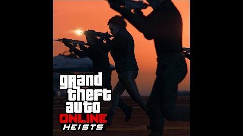 GTA Online Heists Please Use Caution
