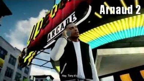 GTA The Ballad of Gay Tony Random Characters- Arnaud 2