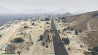 Vehicle Import Mobile GTAO Sandy Shores