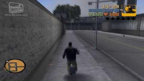 GTA 3 - Walkthrough - Mission 30 - Her Lover (HD)