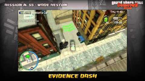 GTA Chinatown Wars - Walkthrough - Mission 55 - Evidence Dash