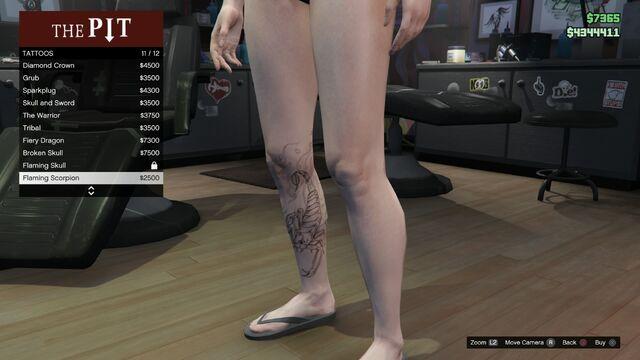 File:Tattoo GTAV-Online Female Right Leg Flaming Scorpion.jpg