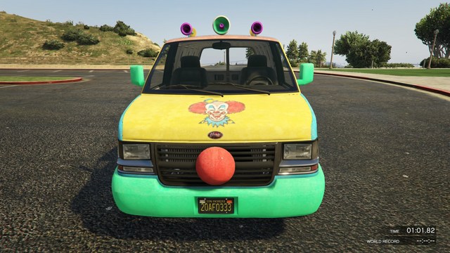 File:Clown Van GTAVe Front.png