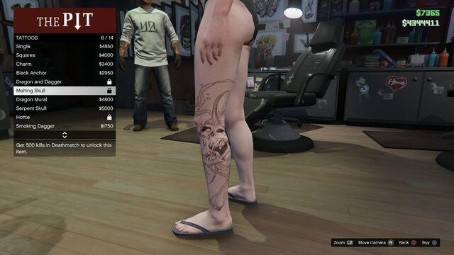 File:Tattoo GTAV-Online Female Left Leg Melting Skull.jpg