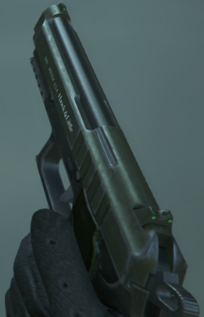 File:Pistol Green GTA V.png