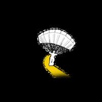 GTA V Flight School Skydive moving