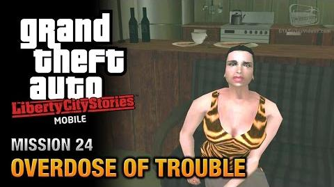 GTA Liberty City Stories Mobile - Mission 24 - Overdose of Trouble