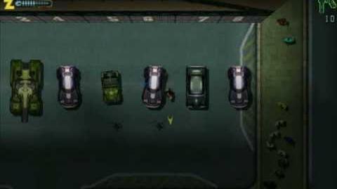GTA 2. PC. All 8 Hidden Wang Cars. Residential Area