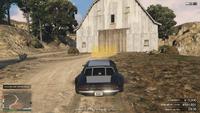 Vehicle Export Private GTAO Grand Senora Desert screenshot