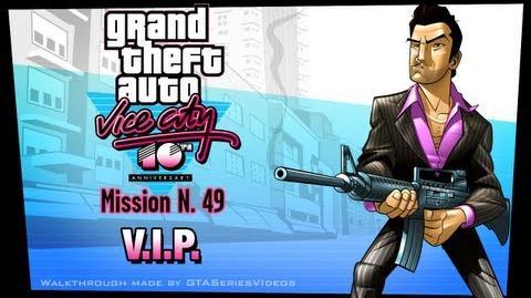 GTA Vice City - iPad Walkthrough - Mission 49 - V.I.P