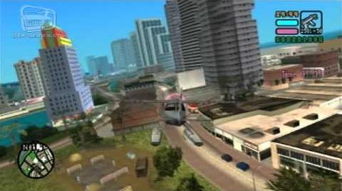 GTA Vice City Stories - Walkthrough - Crims On Water Wings - Checkpoint Race PS2 Exclusive
